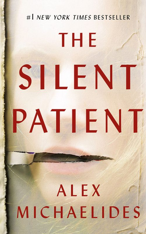 The Silent Patient US Cover