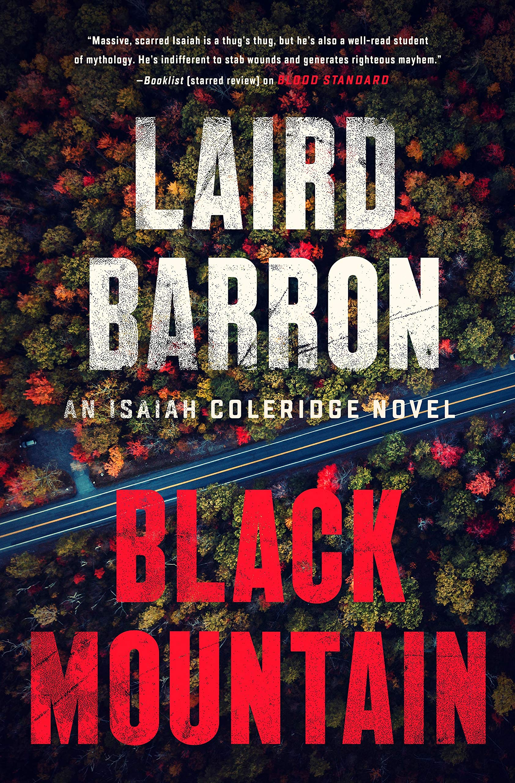 Black Mountain Laird Barron
