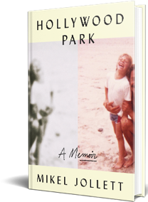 Hollywood Park Book Cover