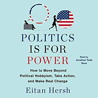 Politics is for Power Audiobook