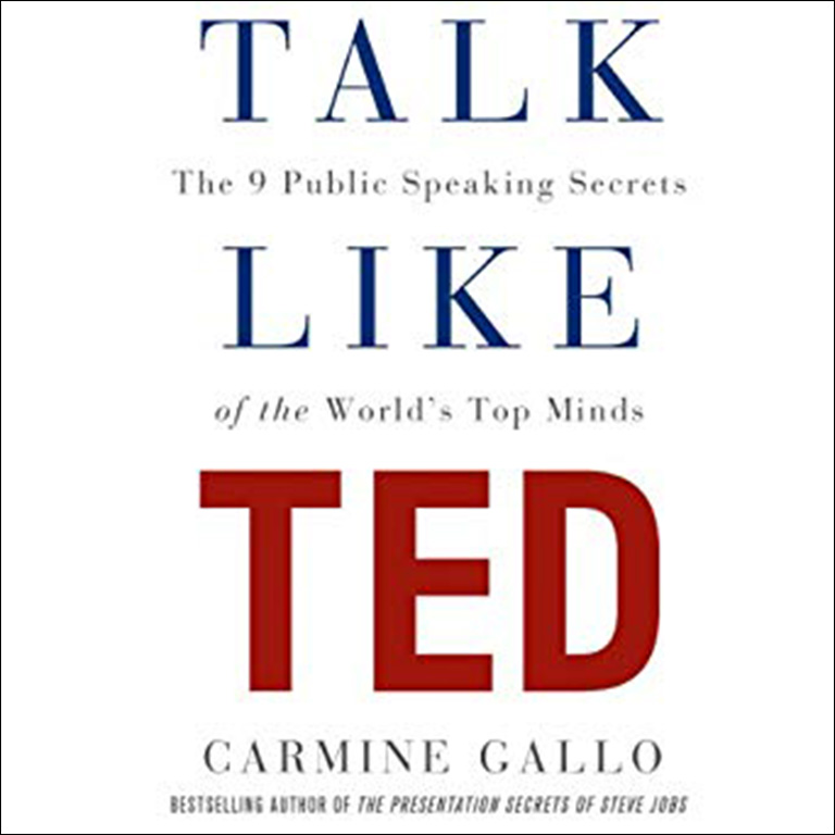 Talk Like TED Audiobook